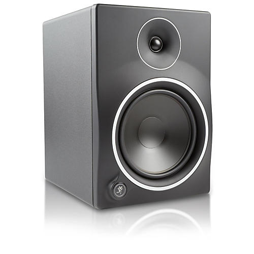 mackie mr8 mk3 8 2 way powered studio monitor musician 39 s friend. Black Bedroom Furniture Sets. Home Design Ideas