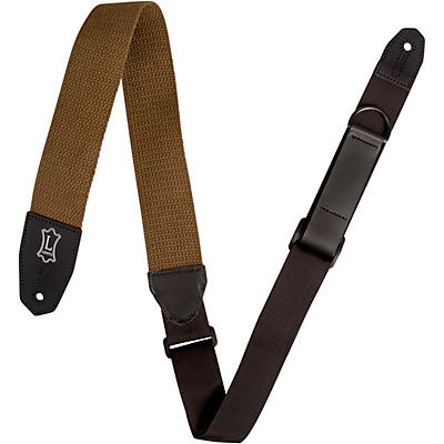 Levy's MRHC 2 inch Wide Cotton RipChord Guitar Strap