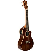 Lanikai MRS-CEC All-Solid Morado Concert with Kula Preamp Acoustic-Electric Ukulele