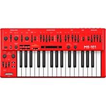 MS-1 32-Key Analog Synthesizer Red