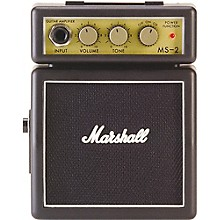 Open Box Marshall MS-2 Mini Amp
