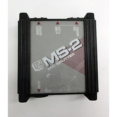 Pro Co MS-2 Signal Processor
