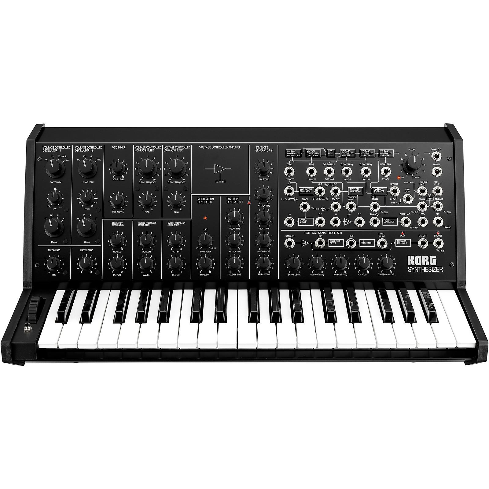 Korg MS-20 FS Analog Synthesizer