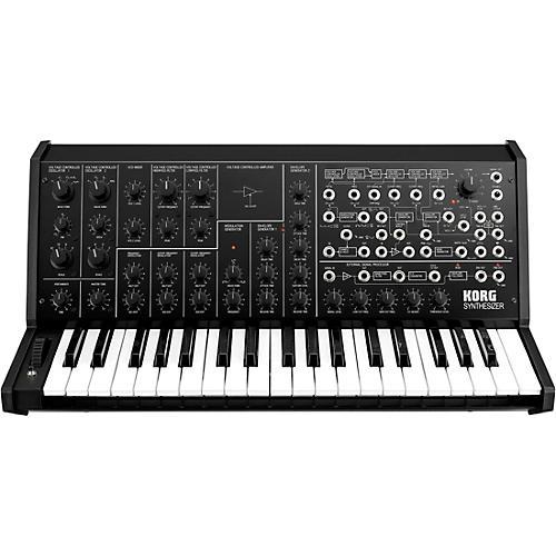 Korg MS-20 FS Analog Synthesizer Black