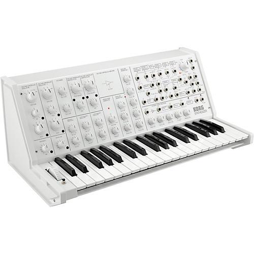 Korg MS-20 FS Analog Synthesizer White