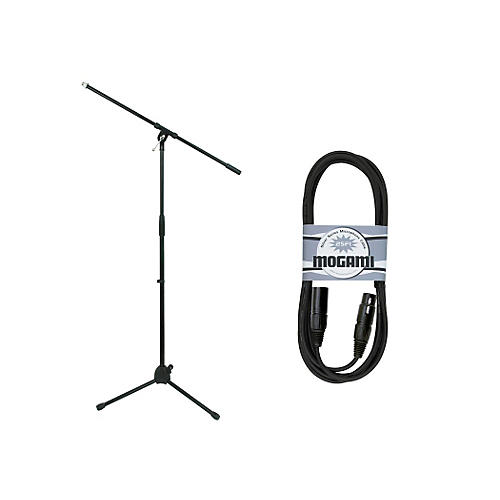 Mogami MS-220 Tripod Mic Stand with 25' Cable