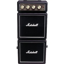 Open Box Marshall MS-4 Micro Stack