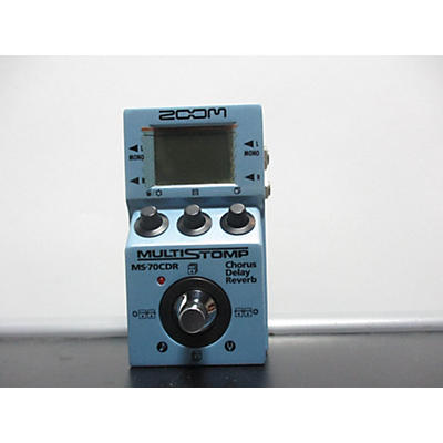 Zoom MS-70CDR Effect Processor