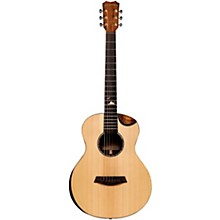 Islander MS-MG-EQ Acoustic-Electric Mini Guitar