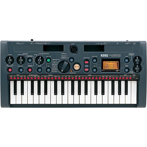 Korg MS1 microSAMPLER Sampling Keyboard