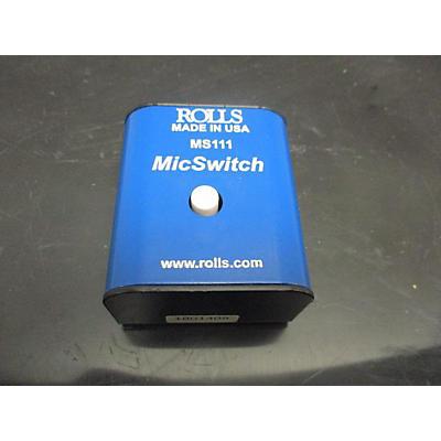 Rolls MS111 Direct Box