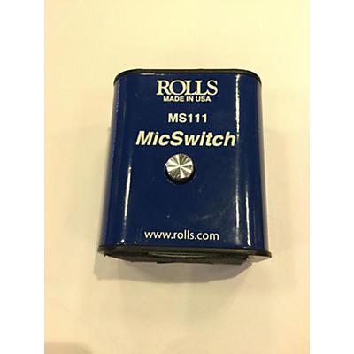 Rolls MS111 Signal Processor