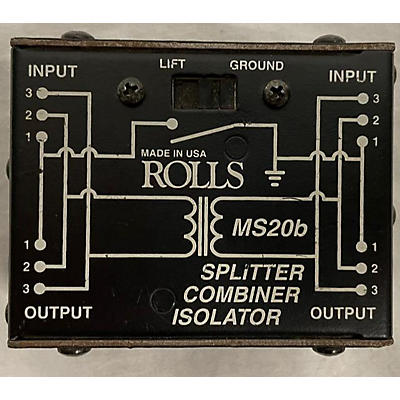 Rolls MS20B Signal Processor