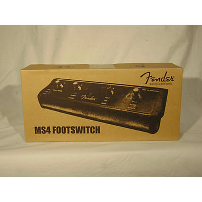 Fender MS4 FOOTSWITCH Footswitch