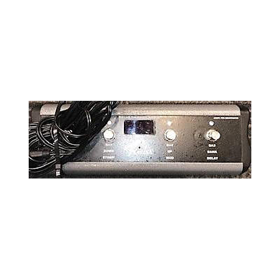 Fender MS4 MUSTANG FOOTSWITCH Effect Processor