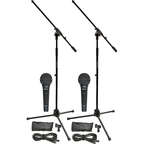 On-Stage MS7510 Mic Pro Pack - Buy Two and Save!