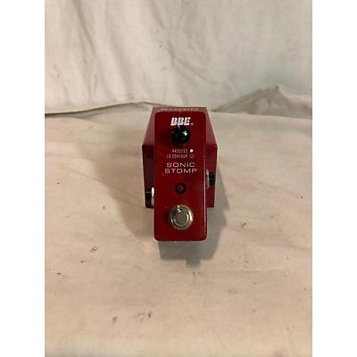 BBE MS92 Sonicstomp Sonic Maximizer Pedal