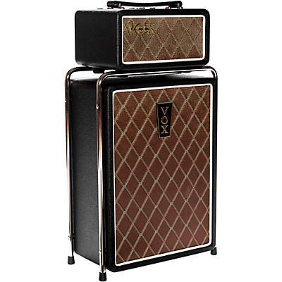 "Vox MSB25 Mini Superbeetle 25W 1x10"" Mini Guitar Amplifier Stack"