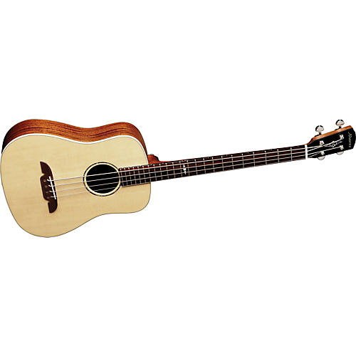 Alvarez MSB6102 Masterworks Small Acoustic-Electric Bass with Fishman IONt