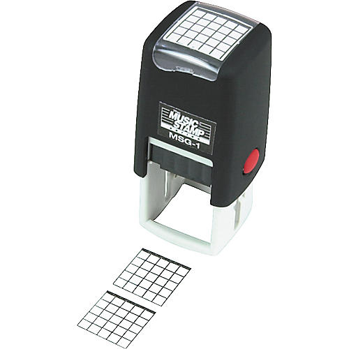 The Music Stamp Series MSG 1 Guitar Chord Stamp