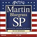 Martin MSP3250 SP Bronze Bluegrass Medium Acoustic Guitar Strings thumbnail