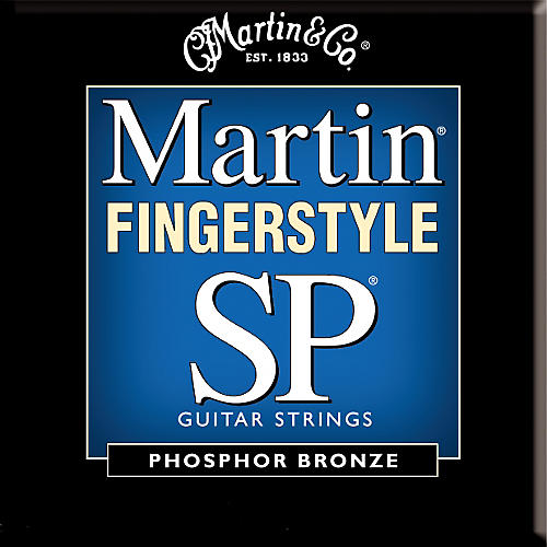 Martin MSP42FS 92/8 Phosphor Bronze Fingerstyle Medium Guitar Strings