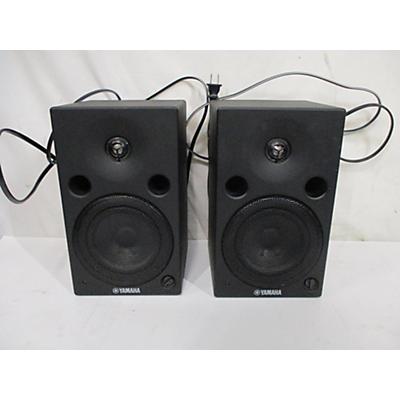 Yamaha MSP5 Pair Powered Monitor