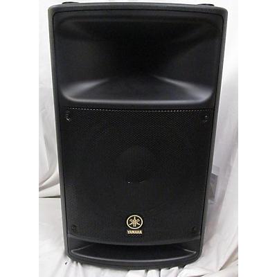 Yamaha MSR400 Powered Speaker