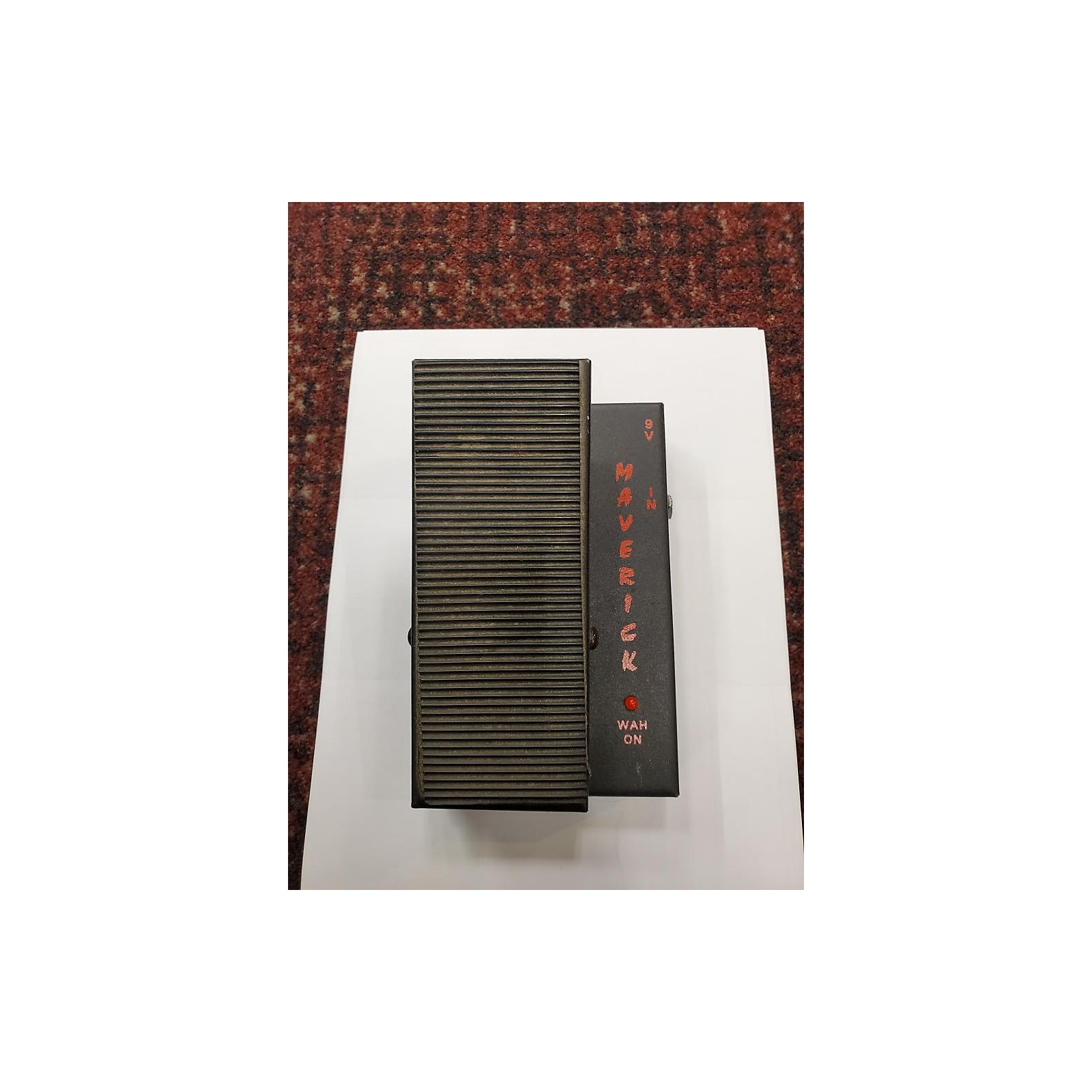 Morley MSW Maverick Mini Switchless Wah Effect Pedal
