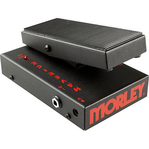 Morley MSW Maverick Mini Switchless Wah Guitar Effects Pedal