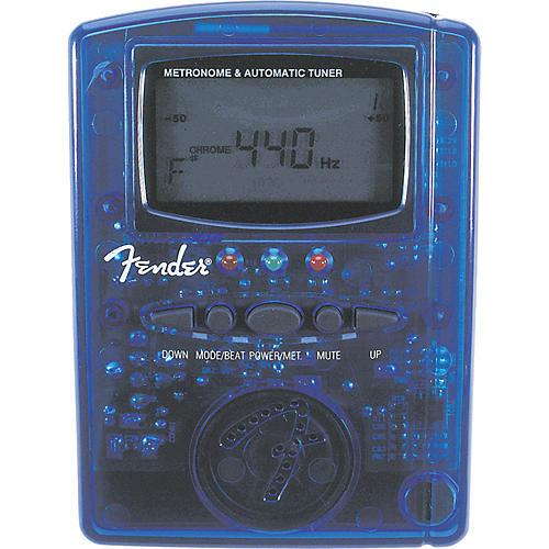 Fender MT-1000 Metronome Tuner