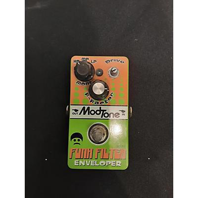 Modtone MT-FF Envelope Funk Filter Effect Pedal