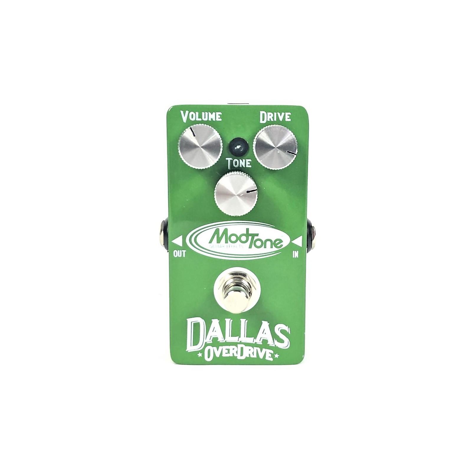 Modtone MT-OD DALLAS OVERDRIVE Effect Pedal