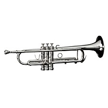 MT1 Series Marching Bb Trumpet MT1S Silver