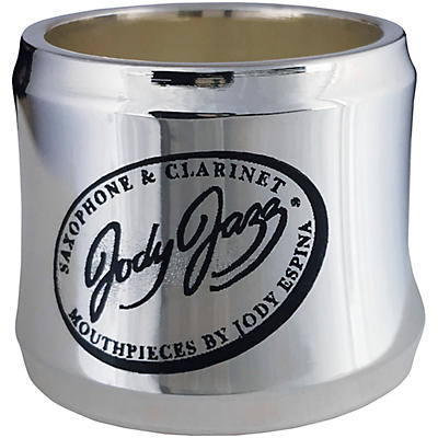 JodyJazz MT1S Silver Power Ring Ligature for Select Tenor Mouthpieces
