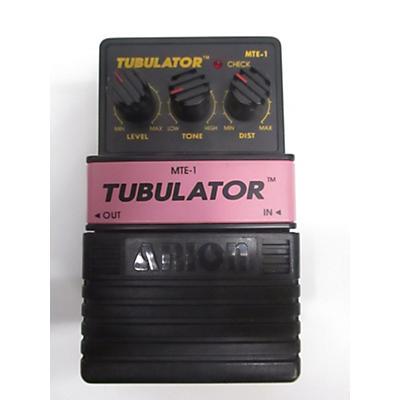 Arion MTE-1 TUBULATOR Effect Pedal