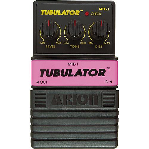 Arion MTE-1 Tubulator Distortion Pedal