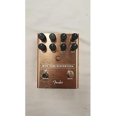 Fender MTG Distortion Effect Pedal