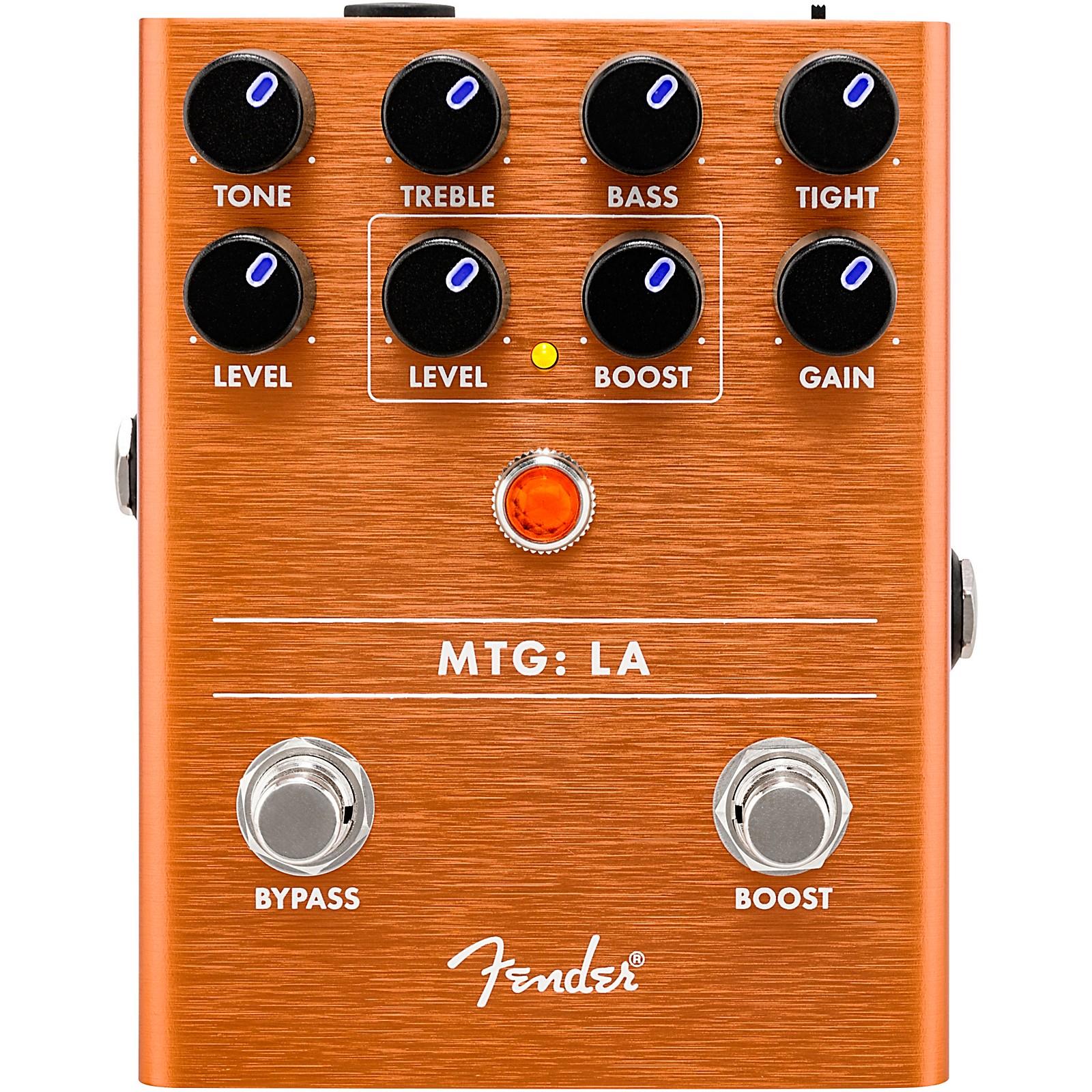 Fender MTG: LA Tube Distortion Effects Pedal