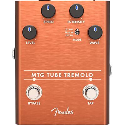 Fender MTG Tube Tremolo Effects Pedal