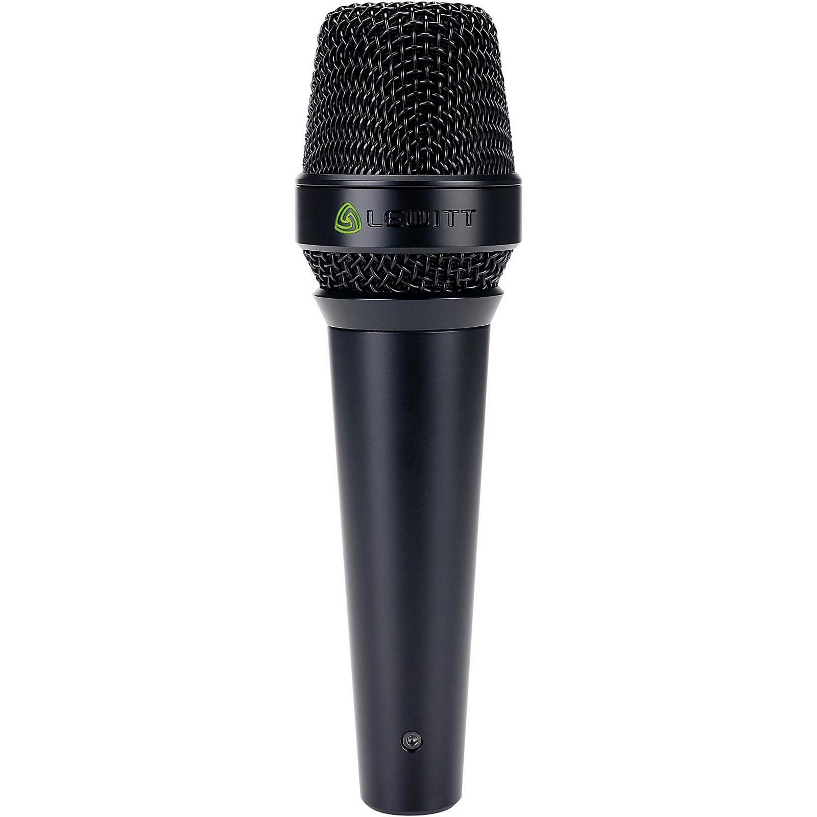 Lewitt Audio Microphones MTP 840 DM Supercardioid Handheld Dynamic Vocal Microphone