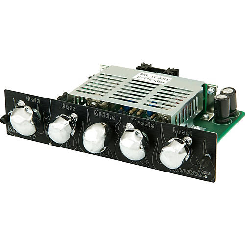 Randall MTS Series Mr. Scary Guitar Preamp Module