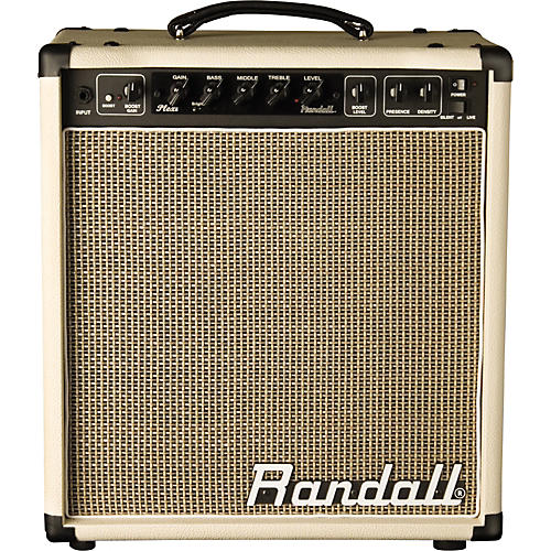 Randall MTS Series RM20CRP 18W Tube Guitar Combo Amp Without Preamp Module