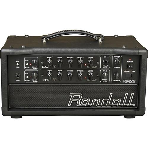 Randall MTS Series RM22HDX 18W Tube Guitar Amp Head