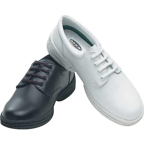 Director's Showcase MTX White Marching Shoes - Wide Sizes