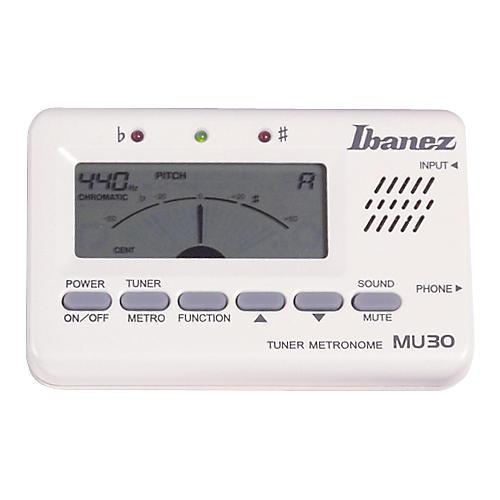 Ibanez MU30 Chromatic Tuner Metronome