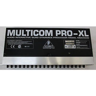 Behringer MULTICOM PRO Compressor