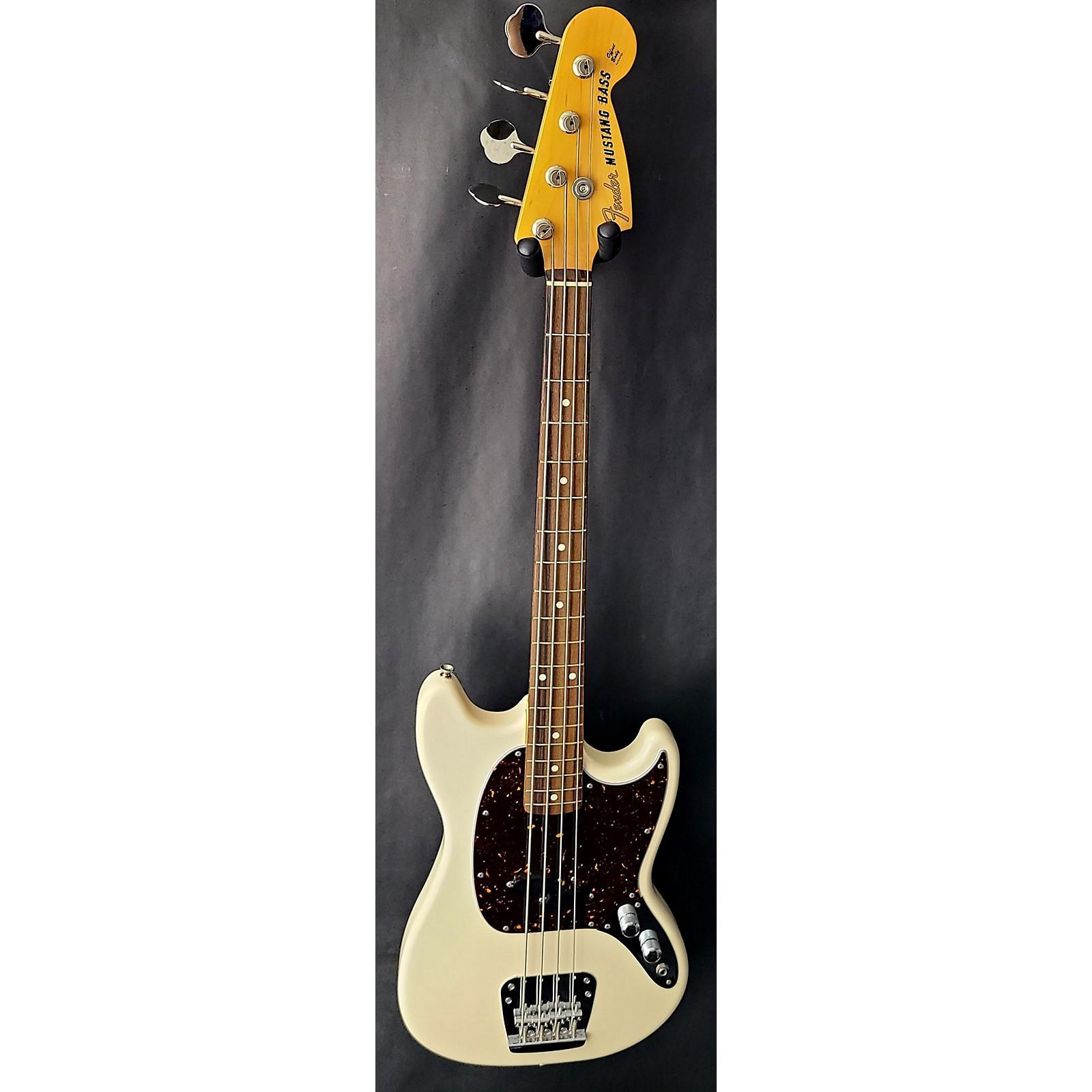 Fender MUSTANG BASS JAPAN Electric Bass Guitar