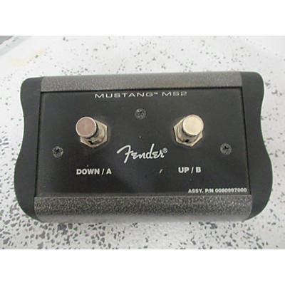 Fender MUSTANG MS2 Footswitch
