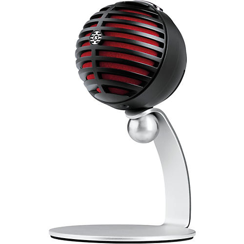Shure MV5 Home Studio Microphone Black